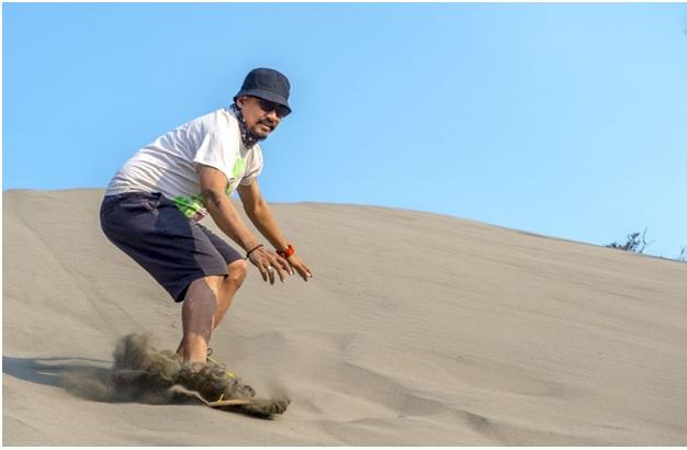 gumuk pasir parangtritis yogyakarta